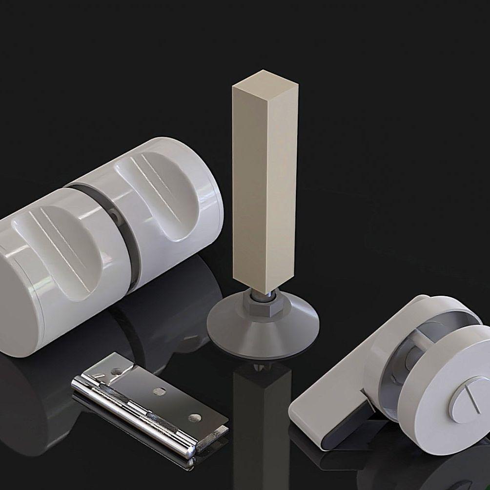 Комплект сантехнической фурнитуры WC EcoLight 18мм