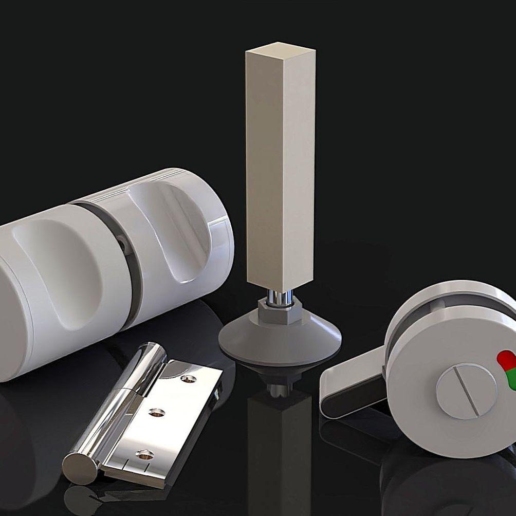 Комплект сантехнической фурнитуры WC EcoLight+