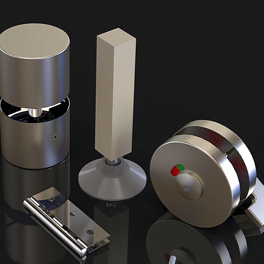 Комплект сантехнической фурнитуры WC Light 18мм