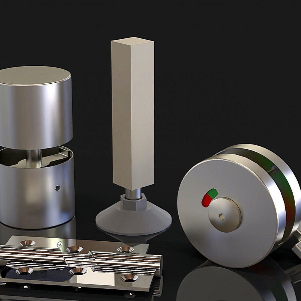 Комплект сантехнической фурнитуры WC Light+