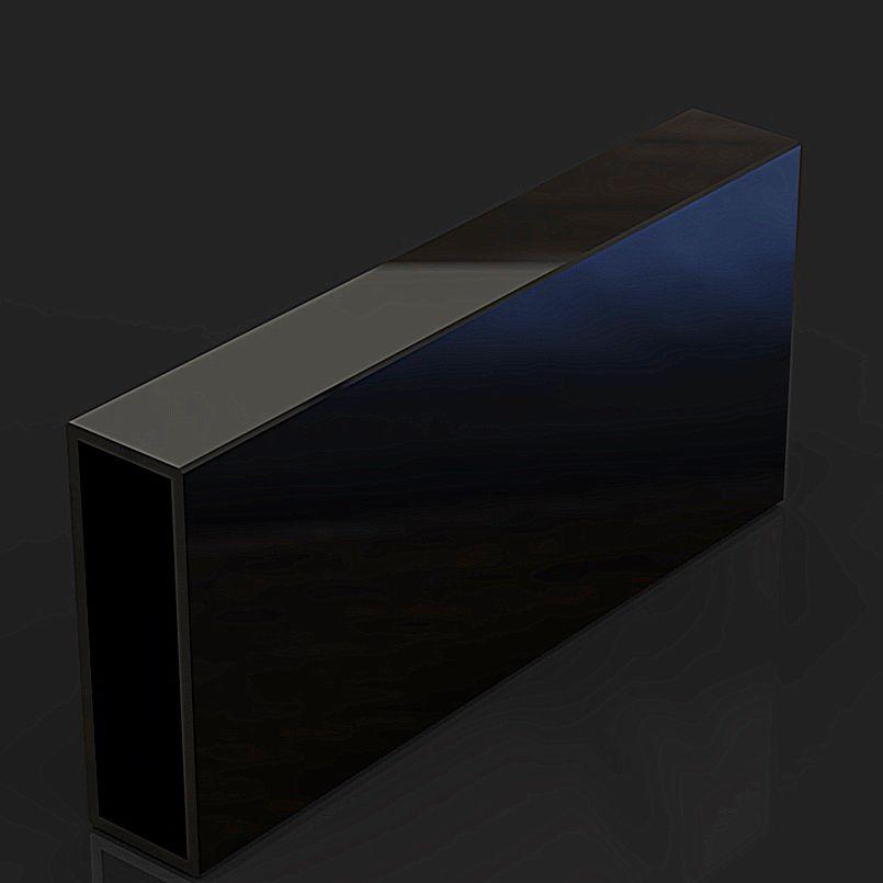 OF-WS-7 Black Труба 30х10