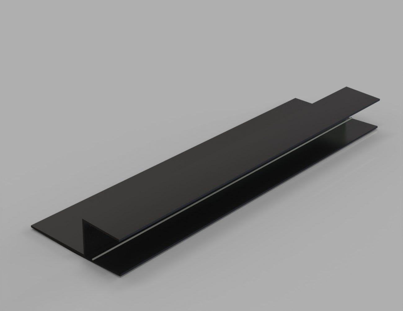 PS-18C-8 Black Уплотнитель