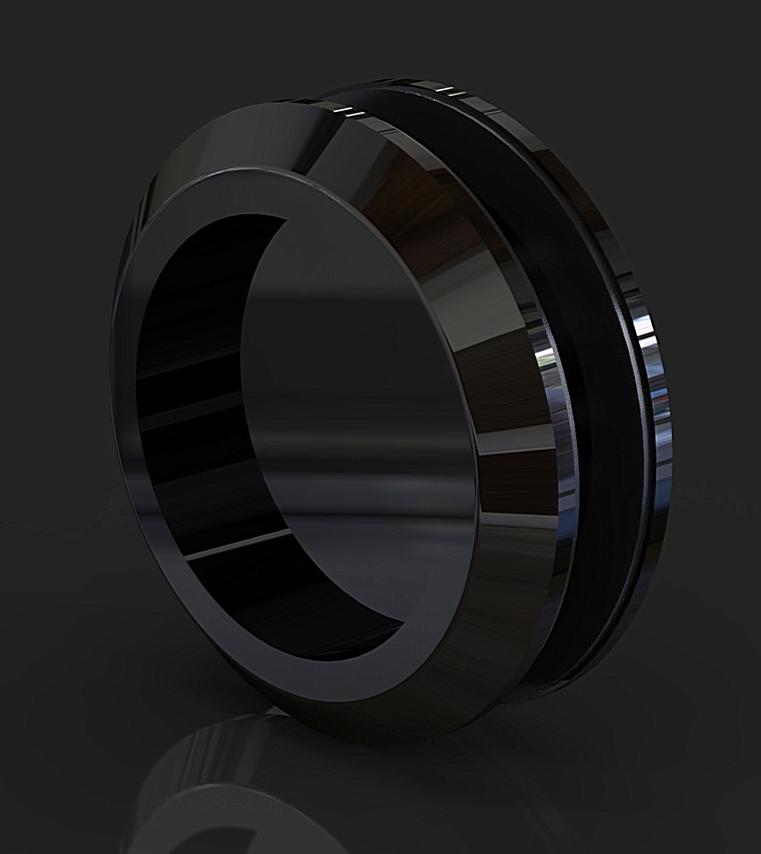 SF-04 Black Ручка блинчик К